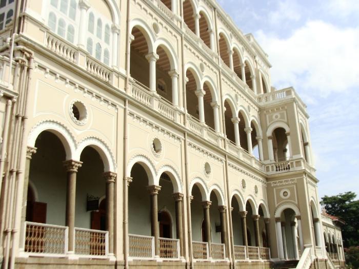 Aga Khan Palace Side view
